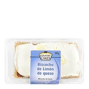 Bizcocho de limón y queso 350 g
