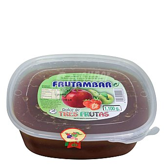 Frutambar Dulces 3 frutas 100 g