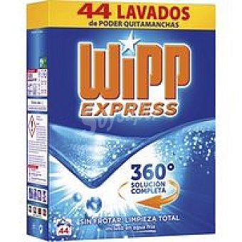 Wipp Express Detergente en polvo Maleta 44 dosis