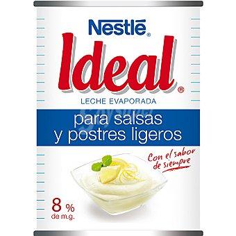 Ideal Nestlé Leche Evaporada Bote 410 g