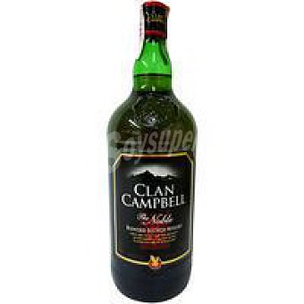 Clan campell Whisky Botella 1,5 litros