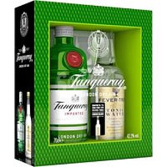 TANQUERAY Ginebra +fever 1unidad