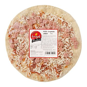 TRIGAL Pizza de jamón 300 g