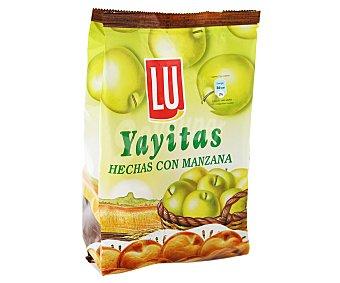 Yayitas Lu Galletas con manzana 250 gramos