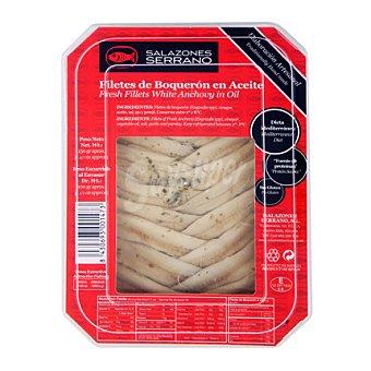 Salazones Serrano Boquerón Aceite Bandeja de 150 g