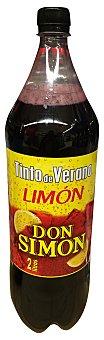 Don Simón Tinto verano limón Botella 2 l