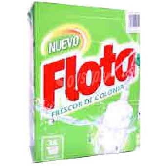Flota Detergente en polvo colonia Maleta 45 cacitos