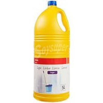 Eroski Basic Lejía hogar Garrafa 5 litros