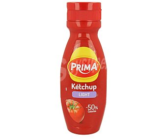 Prima Ketchup light Bote de 325 g