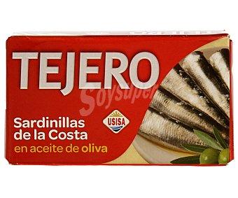 Tejero Sardinillas de la costa en aceite de oliva 85 gramos