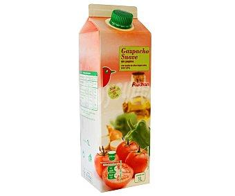 Auchan Gazpacho suave 1 l