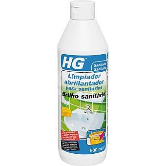 HG Limpiador abrillantador para sanitarios Bote 500 ml