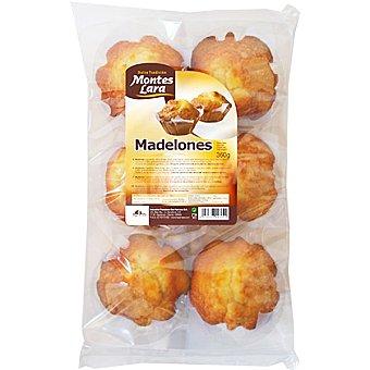 MONTES LARA INPANASA Madelones Paquete 360 g