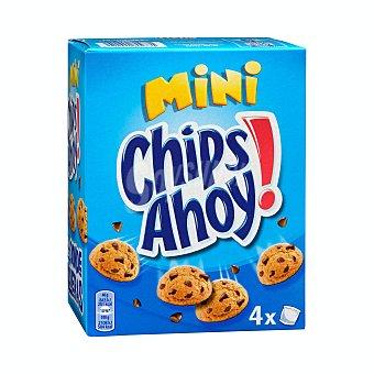 Chips Ahoy Galleta mini con pepitas de chocolate 4 uds. x 40 g