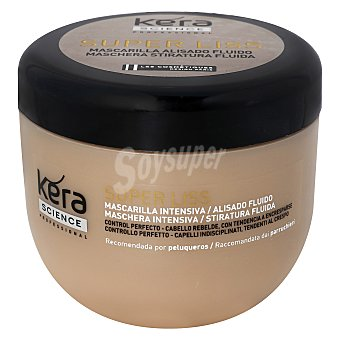 Les Cosmétiques Mascarilla cabello rebelde - Kera Science 300 ml