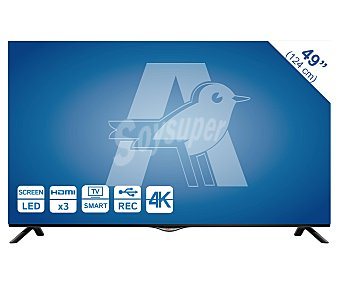 "Lg Tv 49"" led 4K 49UB820V 1 unidad"