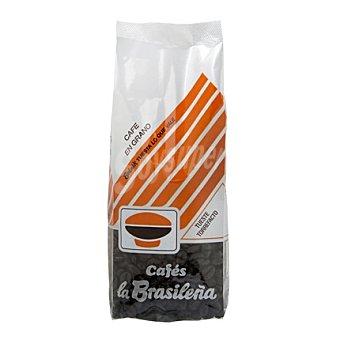 la Brasileña Café grano torrefacto 250 g