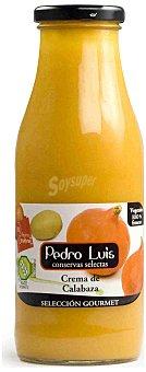 Pedro Luis Crema de calabaza ecológica sin gluten Botella 485 g