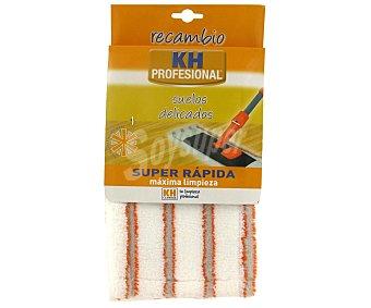 KH-7 Mopa microfibra 1 unid