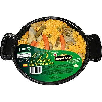 ROYAL CHEF Paella de verduras 1 ración Envase 350 g
