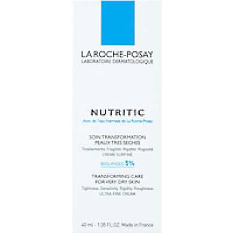 La Roche-Posay Crema nutritiva piel muy seca Tubo 40 ml