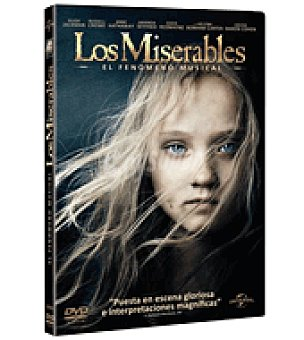Los miserables dvd