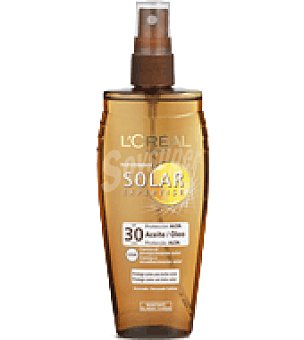 Solar Expertise L'Oréal Paris Aceite protector Solar Expertise factor de protección 30 150 ml