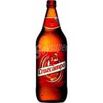 Cruzcampo Cerveza Pack 6x1 litro