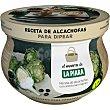 Untable alcachofas con aceitunas negras El Huero 180 gr La Piara
