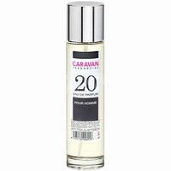 N.20 basada en Allure CARAVAN Fragancia 150 ml