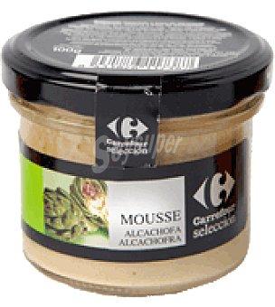 Carrefour Mousse de Alcachofa 100 g