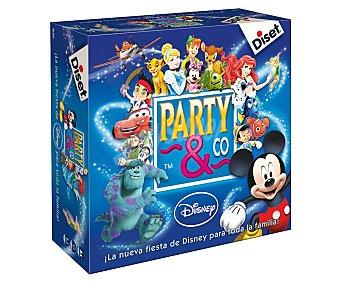 Diset Juego de mesa multiprueba Pary & Co. Disney, más de 4 jugadores 1 unidad