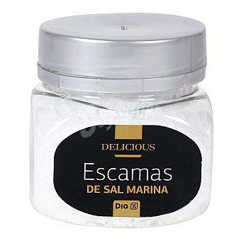 DIA DELICIOUS Escamas de sal marina  Bote 125 g