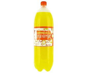 Auchan Refresco de naranja Botella de 2 litros
