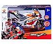 Moto Honda Marc Marquez a escala 1:10, REPSOL.  Repsol