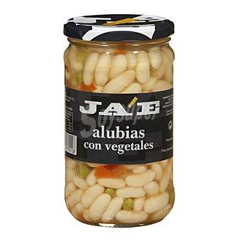 JA'E Alubias con verduras 400 g