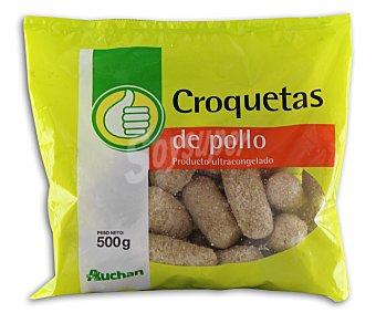 Productos Económicos Alcampo Croquetas de pollo 500 gramos