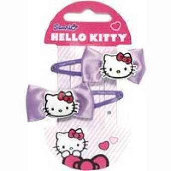 Hello Kitty Cllip lazo 1 unidad