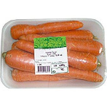 Zanahorias peso aproximado Bandeja 1 kg