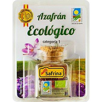 Safrina Azafrán en hebras ecológico Tarro 0,5 g