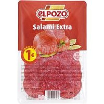 ElPozo Salami extra 85G