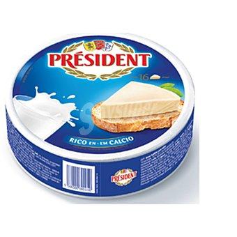 President Queso fundido 16 porciones Caja 250 g