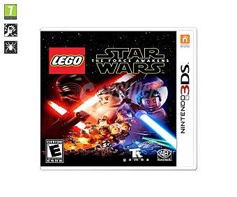 TT GAMES Lego Star Wars, El despertar de La Fuerza 3Ds Videojuego Lego Star Wars: El despertar de la fuerza, para Nintendo 3 Ds. Género: acción. pegi: +7