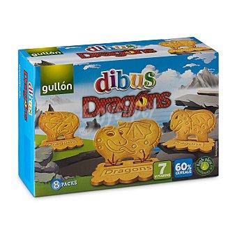 Gullón Dragons galletas Caja 300 g