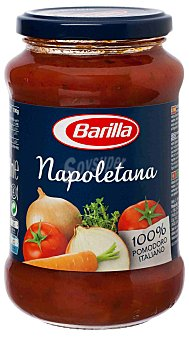 Barilla Salsa napolitana Tarro 400 g