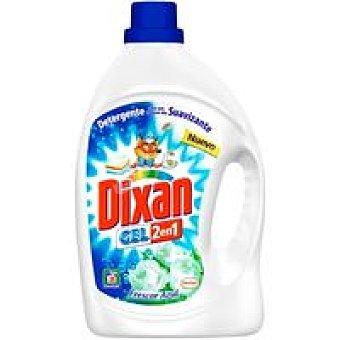 Dixan Detergente gel 2en1 garrafa 38 dosis