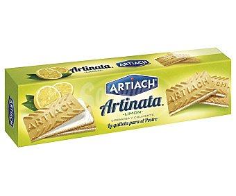 Artinata Artiach Galletas crujientes con limón 210 gramos