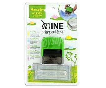 COMPACT LINE Sello ergonómico para ropa y libros, modelo Mine 1 unidad