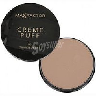 MAX FACTOR Maquillaje Creme Puff 05 pack 1 unid