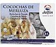 Cocochas de merluza Estuche 500 g neto escurrido Delfín